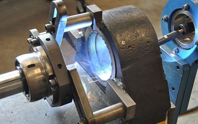 CLIMAX- Auto Bore Welding Machine BW1000