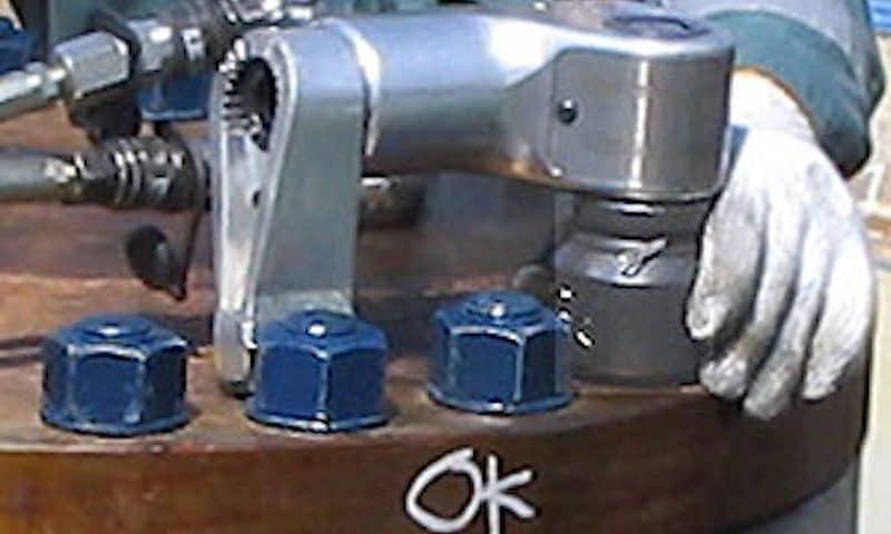 Hydraulic Torque Tightening